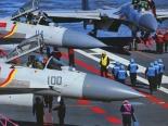 'Ảnh hậu trường' đầu tiên hé lộ sức mạnh tàu sân bay mới của Trung Quốc