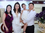 Choáng ngợp trước gia thế 'khủng' của Hoa hậu Trần Thu Ngân