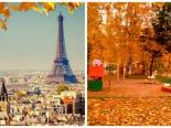 Du ngoạn những thành phố châu Âu đẹp vào mùa thu