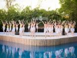 33 thí sinh Hoa hậu Việt Nam khởi động vòng chung kết với bikini