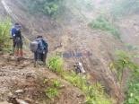 Hình ảnh kinh hoàng hiện trường vụ sập hầm vàng Lào Cai