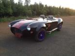 Biến ô tô nát 70 triệu thành siêu xe Shelby Cobra kinh điển