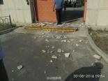 Cận cảnh hiện trường vụ đánh bom tự sát vào Đại sứ quán Trung Quốc ở Kyrgyzstan