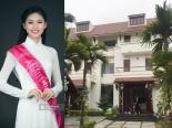 Choáng với gia thế 'danh gia vọng tộc' của Á hậu Thanh Tú