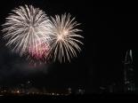 Người Sài Gòn đổ xô về trung tâm xem pháo hoa mừng Quốc khánh