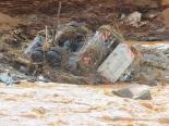 Hiện trường hoang tàn của vụ vỡ đường ống thủy điện Sông Bung 2