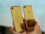 Mãn nhãn với iPhone 7 mạ vàng 24K giá gần trăm triệu đồng tại Việt Nam