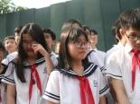 Hơn 1000 học sinh hát vang ca khúc Lương Thế Vinh vĩnh biệt thầy Văn Như Cương
