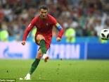 Xem lại màn rượt đuổi tỷ số nghẹt thở trong trận Bồ Đào Nha vs Tây Ban Nha
