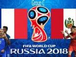 Xem bóng đá trực tuyến World Cup 2018 Pháp vs Peru lúc 22h00 ngày 21/6