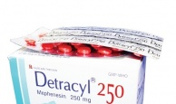 Đình chỉ lưu hành thuốc Detracyl trị xương khớp không đạt chất lượng