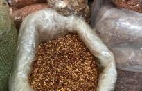 36% mẫu ớt bột được kiếm tra chứa độc tố gây ung thư