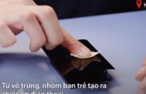 Làm ốp điệp thoại từ vỏ trứng bán giá 2 triệu ở Hà Nội