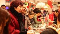 Giá vàng trong nước đắt kỷ lục: 'Dân không đổ xô đi mua vàng như trước đây'