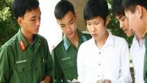 Cận bao nhiêu điốp vẫn được thi vào học viện Quân y?