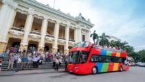 Yêu cầu tạm dừng triển khai thí điểm dịch vụ xe buýt 2 tầng