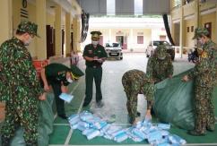 Phát hiện 13.000 khẩu trang y tế Trung Quốc nhập lậu vào nội địa