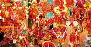 Trung thu 2017: Đồ chơi dân gian Việt đang cực hot tại phố Hàng Mã