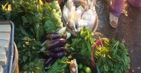 Hà Nội: Giá rau tăng đột biến tại các chợ lẻ