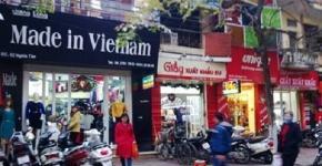 Kinh hoàng chiêu phù phép 'hàng nhái' thành hàng 'Việt Nam xuất khẩu'