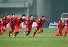 [VIDEO] Trực tiếp bóng đá trận bán kết U23 Việt Nam - Qatar, liên tục cập nhật kết quả