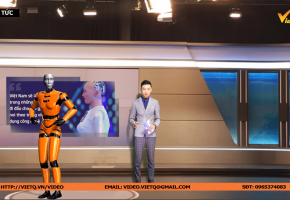 Robot Sofia: Việt Nam sẽ là hình mẫu để thế giới noi theo về ứng dụng công nghệ