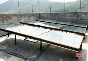 Sản xuất nước mắm bằng công nghệ mặt trời