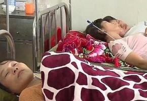 Điều tra nguyên nhân ngộ độc khí tại công ty giày da Lợi Tín