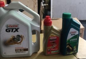 Phát hiện công ty kinh doanh dầu nhớt giả mạo thương hiệu