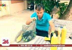 Ngăn chặn đánh bắt hải sản bằng chất độc