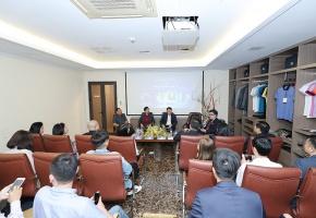 Giovanni ứng dụng công nghệ 4.0 đưa thời trang Việt vươn tầm thế giới