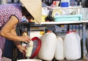 Sự thật kinh hoàng sau những chai sữa đậu nành giải nhiệt ngày hè