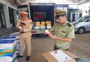 Lạng Sơn: Bắt giữ hàng chục nghìn sản phẩm thuốc bảo vệ thực vật nhập lậu