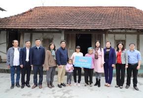 Mang Tết ấm đến với người nghèo huyện Võ Nhai: Sẻ chia gian khó, đong đầy yêu thương