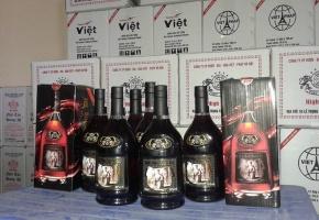 Cảnh báo: Rượu 'Nhất tửu hoàng đế' chứa cồn công nghiệp gây nguy cơ ngộ độc