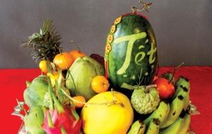 Bí quyết chọn hoa quả tươi ngon, an toàn bày mâm ngũ quả