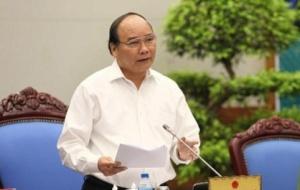 Thủ tướng Nguyễn Xuân Phúc: 'Tạo điều kiện về cơ chế, chính sách để TP.HCM phát triển'