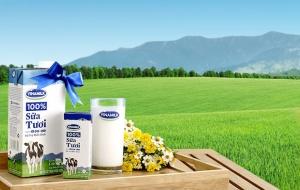 'Đại gia sữa' Vinamilk tấn công ra thị trường thế giới
