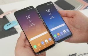Samsung Galaxy S8 phá vỡ kỷ lục doanh thu, bán chạy gần gấp đôi S7