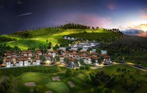 Bất động sản nghỉ dưỡng – chất xúc tác giúp kinh tế Quảng Ninh đổi màu từ 'nâu' sang 'xanh'