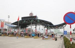 Quảng Ninh tăng cường giữ an ninh, an toàn tại Trạm thu giá QL18 Hạ Long - Mông Dương