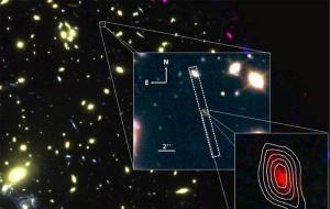 Tìm thấy dấu vết của oxy xa nhất trong vũ trụ cách Trái Đất 13,28 tỷ năm ánh sáng