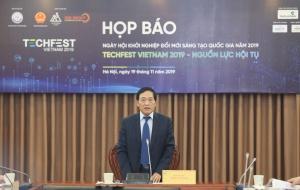 Techfest Việt Nam 2019: Kết nối hệ sinh thái khởi nghiệp sáng tạo Việt Nam với thế giới