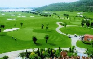 Sau hàng loạt tai tiếng, Trường An đề xuất làm sân golf Hồ Núi Cốc: Liệu có khả thi?