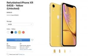 iPhone XR tân trang mới có giá rẻ hơn 2 triệu đồng