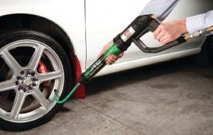 Nên hay không việc bơm lốp bánh xe bằng khí nitơ?