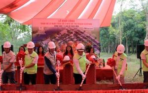 ECOPARK khởi công nhà máy nước thải thứ 4 tại khu đô thị
