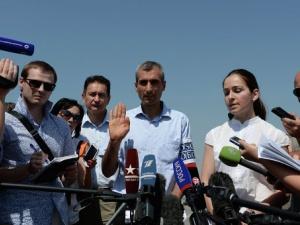 Tình hình Ukraine: OSCE không phát hiện vũ khí được chuyển qua biên giới Nga - Ukraine