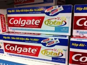 Kem đánh răng Colgate chứa chất gây ung thư: Cục Quản lý Dược nói gì?