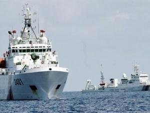 Tình hình Biển Đông ngày 20/8: Trung Quốc kéo 12 tàu Hải cảnh bảo vệ tàu nạo vét trái phép Trường Sa